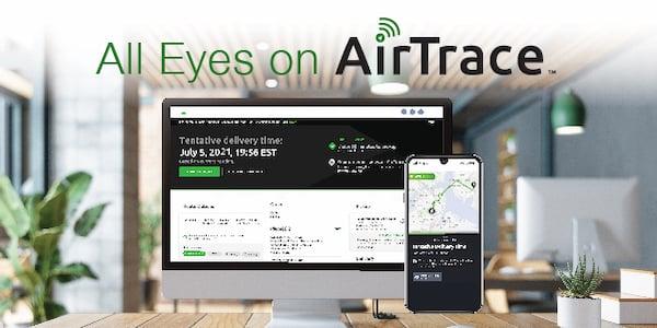 AirTrace Social Media